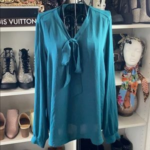 Mossimo Button Down Blouse